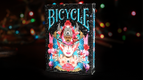 Bicycle Mad World Playing Cards