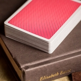 Steel Playing Cards - Red