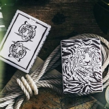 The Hidden King Playing Cards - White