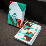Sparkle Point Playing Cards