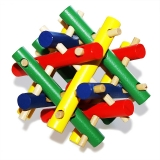 Puzzle Colored Stick