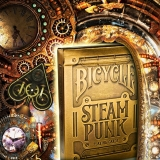 Bicycle Steampunk - Zlaté