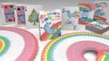 Rainbow Unicorn Fun Time! Playing Cards
