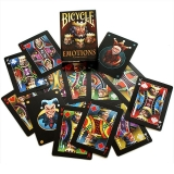 Bicycle - Emotions Playing Cards