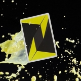 ZONE Playing Cards - V2 - Yellow