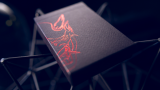 Hannya Playing Cards - RED