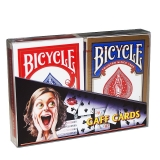 Bicycle - Gaff Cards BLUE