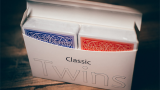 Classic Twins Playing Cards