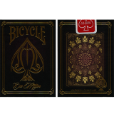 Bicycle One Million Deck RED