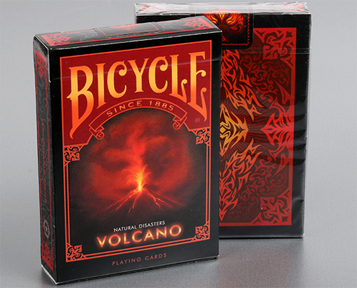"Bicycle Natural Disasters ""Volcano"""