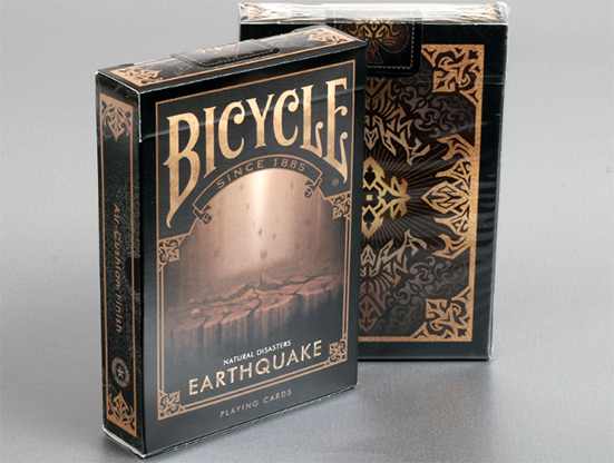 "Bicycle Natural Disasters ""Earthquake"""