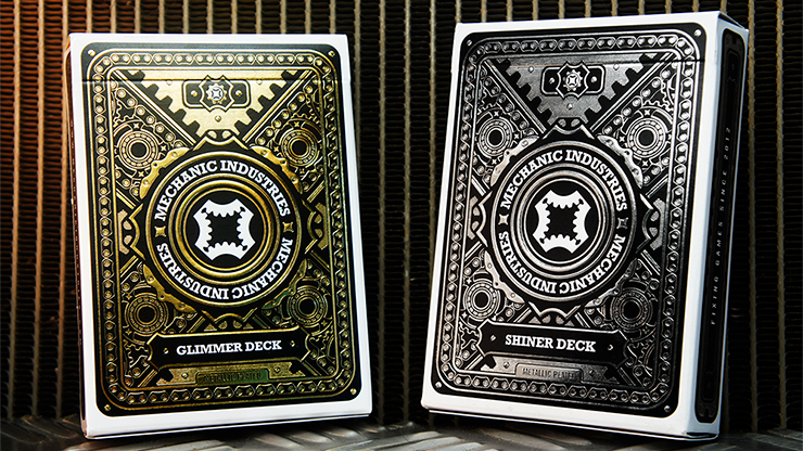 Metallic Deck Set (Limited Edition)