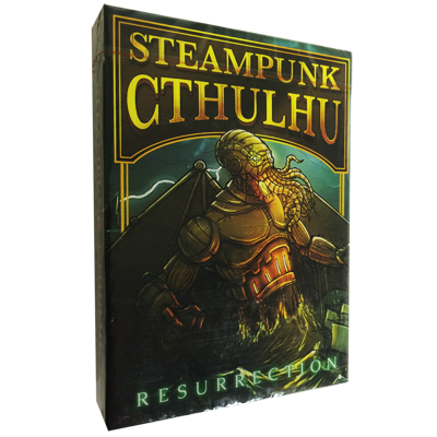 Steampunk Cthulhu Resurrection (Green) Deck