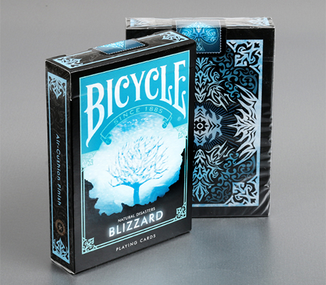 "Bicycle Natural Disasters ""Blizzard"""