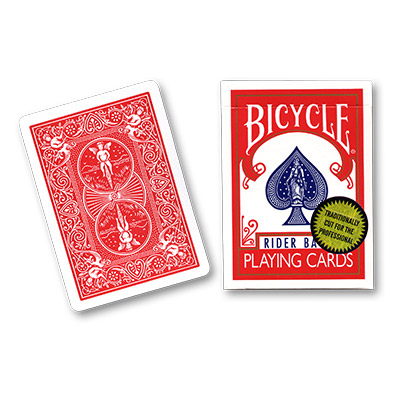 Bicycle - Gold Standard RED