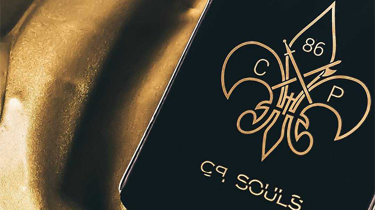 Soul Playing Cards