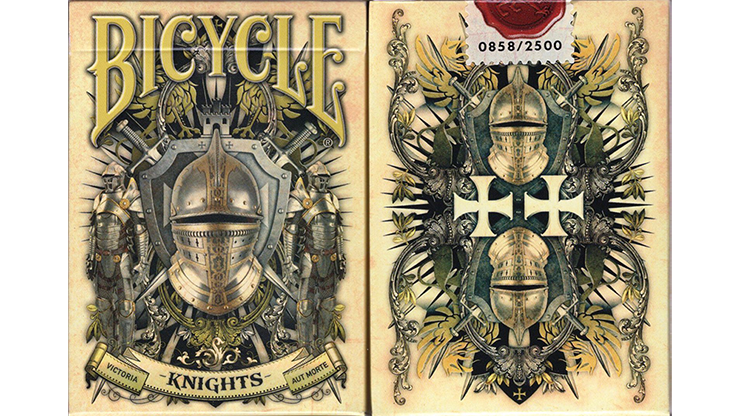 Bicycle - Knights Playing Cards