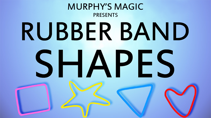 Rubber Band Shapes (triangle)