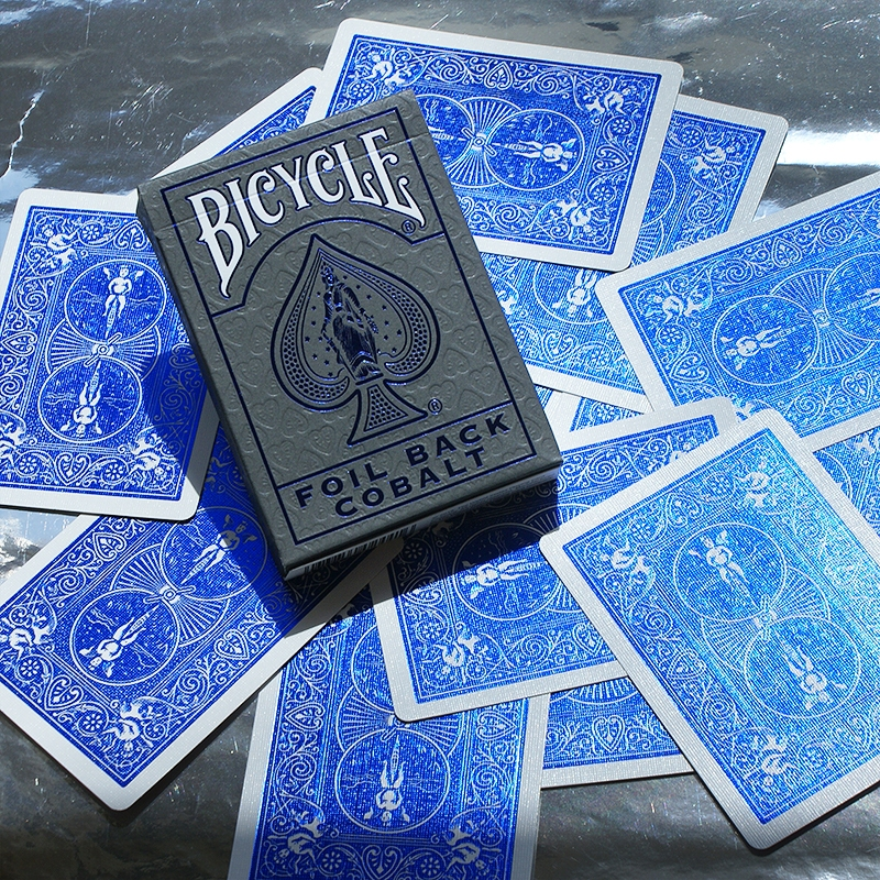 Bicycle - Metalluxe BLUE