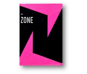 ZONE Playing Cards - V2 - Pink