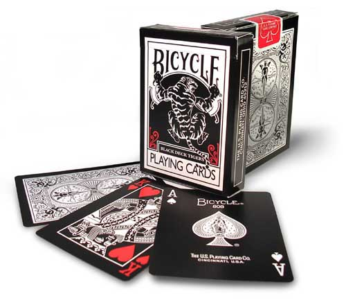 Black Tigers Deck Red
