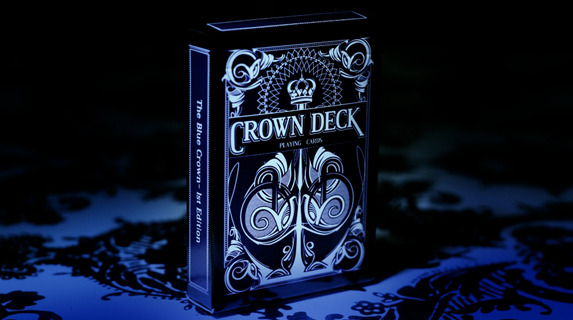 Crown Deck Blue