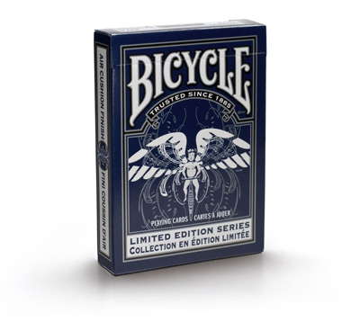 Bicycle - Limited Edition 2 (modré)