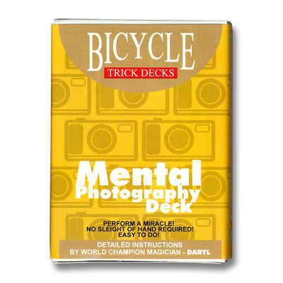Mental Photography Deck - Bicycle