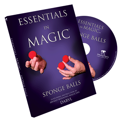 Essentials in Magic - Sponge Balls