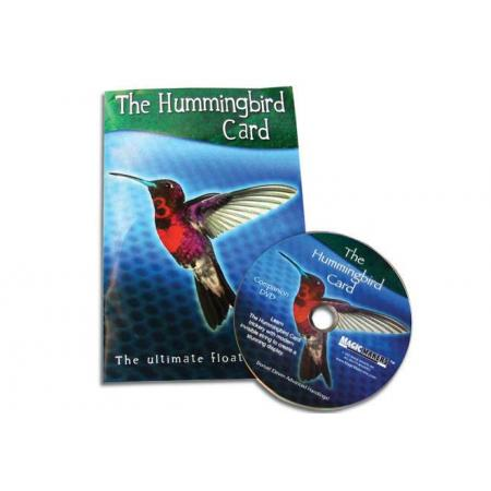 Hummingbird Card + DVD