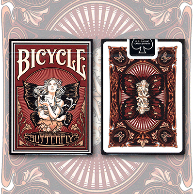 Bicycle Butterfly Deck