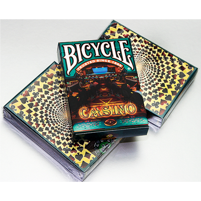 Bicycle Casino by Collectable Playing Cards