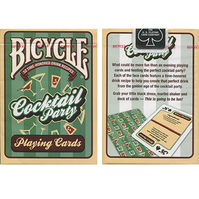 Bicycle Cocktail Party