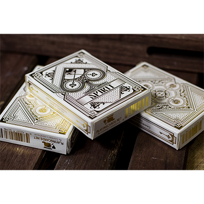 Spirit White Playing Cards