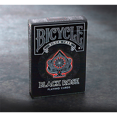 Bicycle - Black Rose