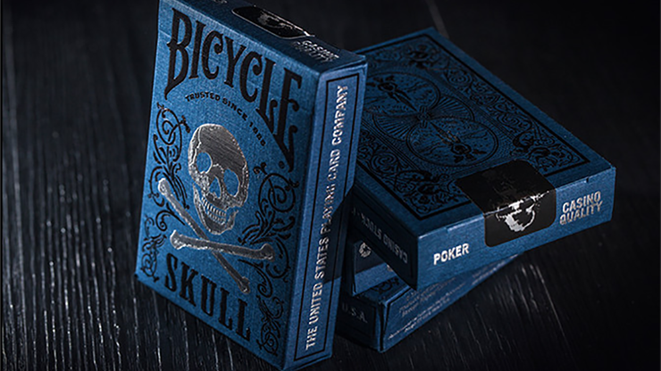 Bicycle Luxury Skull by BOCOPO