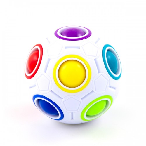 Magic Rainbow Ball