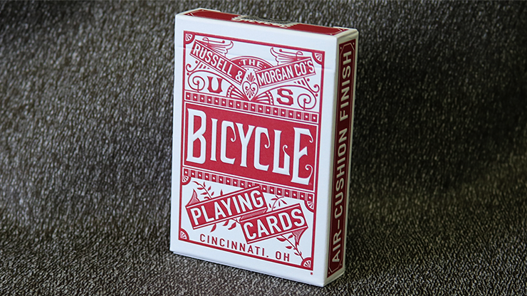 Bicycle - Chainless Red