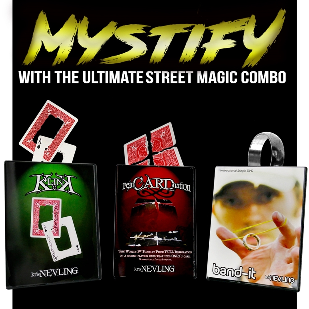 Ultimate Street Magic Combo