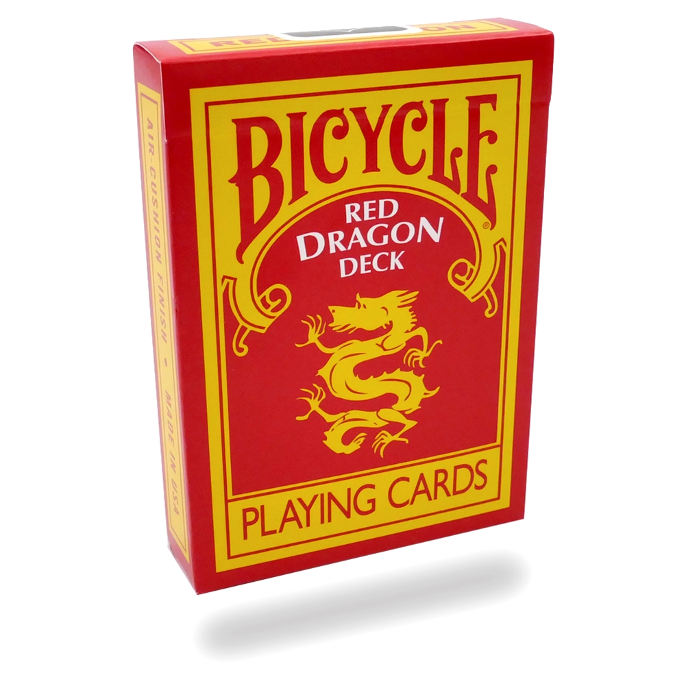 Red Dragon Deck